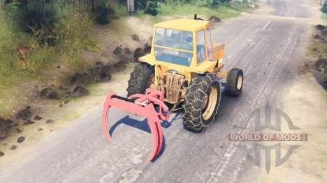 Valmet 502 [обновлённый] для Spin Tires