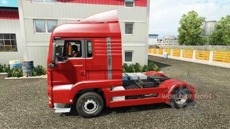 MAN TGS для Euro Truck Simulator 2