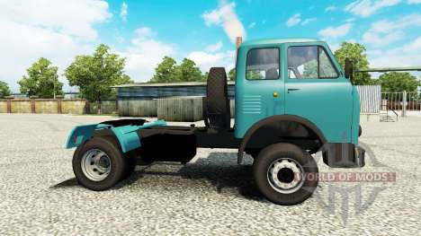 МАЗ-504 для Euro Truck Simulator 2