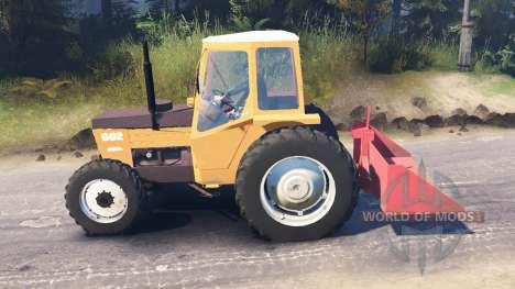 Valmet 602 для Spin Tires