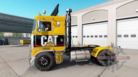 Kenworth K100 v3.0 для American Truck Simulator