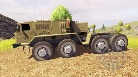 МАЗ-537 для Farming Simulator 2013