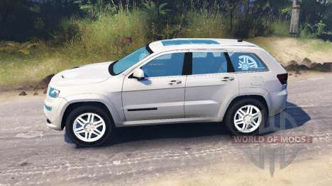 Jeep Grand Cherokee для Spin Tires