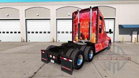 Скин Abstract на тягач Kenworth для American Truck Simulator