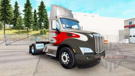 Peterbilt 579 4x2 для American Truck Simulator