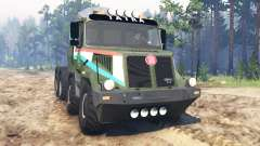 Tatra 163 Jamal 8x8