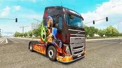 Скин Diablo II на тягач Volvo