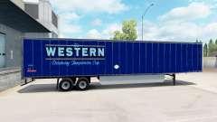 Скин Western на полуприцеп