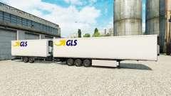 Полуприцепы Krone Gigaliner [GLS]