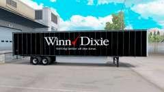 Скин Winn Dixie на полуприцеп