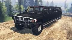 Hummer H3 [limousine]