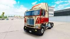 Скин Sherman Bros на тягач Freightliner FLB