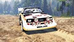 Audi Sport quattro S1 v2.0