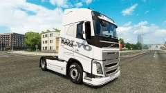 Скин Dietrich на тягач Volvo