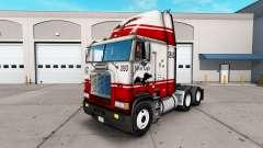 Скин Silver Eagle на тягач Freightliner FLB