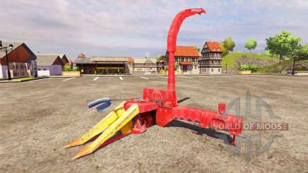 Pottinger Mex II Rotation для Farming Simulator 2013