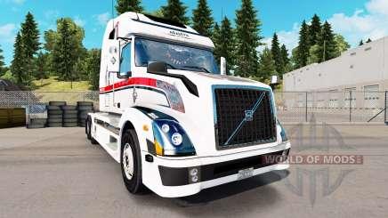 Volvo VNL 670 v1.2 для American Truck Simulator