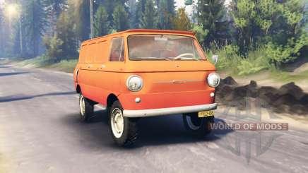 ЗАЗ-971Г v2.0 для Spin Tires