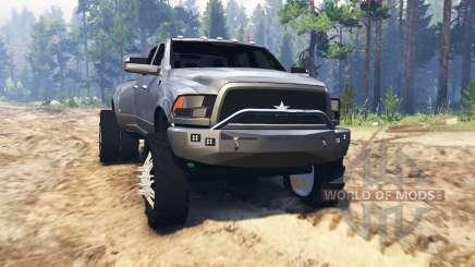 Dodge Ram 3500 Mall Crawler для Spin Tires