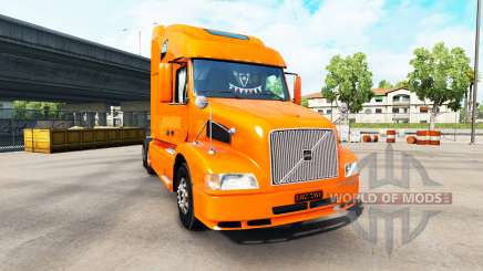 Volvo VNL 660 [update] для American Truck Simulator