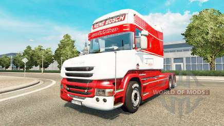 Scania T Longline Rene Bosch для Euro Truck Simulator 2