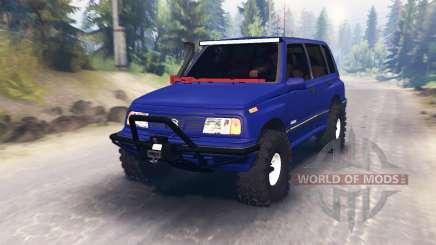 Suzuki Grand Vitara для Spin Tires