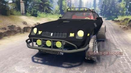 Chevrolet Camaro [offroad edition] для Spin Tires