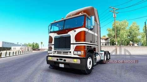 Freightliner FLB v2.1 для American Truck Simulator