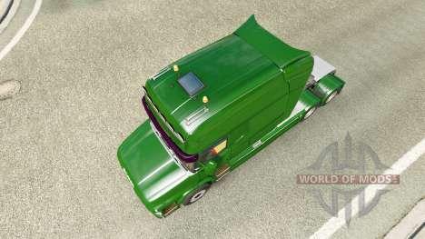 Scania T Longline v2.0 для Euro Truck Simulator 2