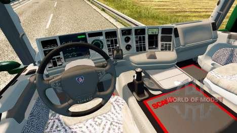 Scania 114L 380 v2.0 для Euro Truck Simulator 2