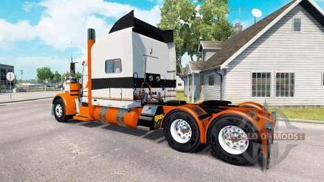 Скин Big Shot на тягач Peterbilt 389 для American Truck Simulator