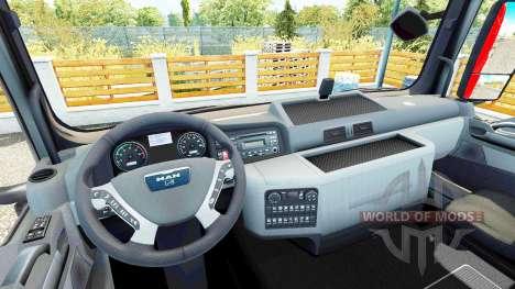 MAN TGA для Euro Truck Simulator 2
