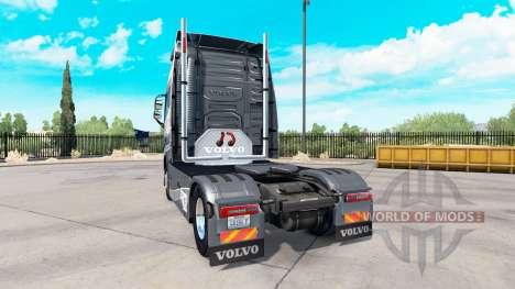 Volvo FH 2013 v1.2 для American Truck Simulator