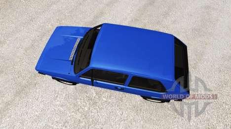 Volkswagen Golf Mk1 для BeamNG Drive