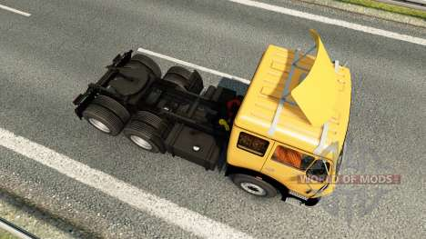 Mercedes-Benz 1632 v2.0 для Euro Truck Simulator 2