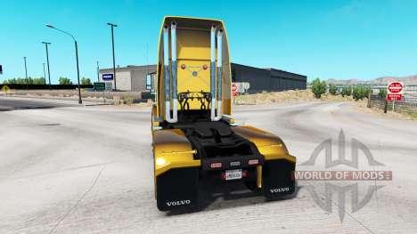 Volvo VNL 670 v1.3 для American Truck Simulator