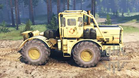 К-700А Кировец v2.2 для Spin Tires