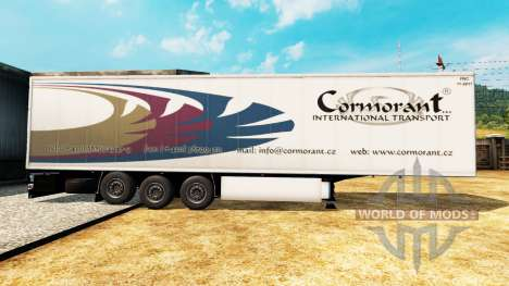 Полуприцеп Krone для Euro Truck Simulator 2