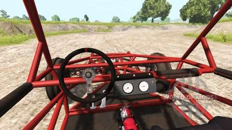 HDB Buggy [pack] для BeamNG Drive