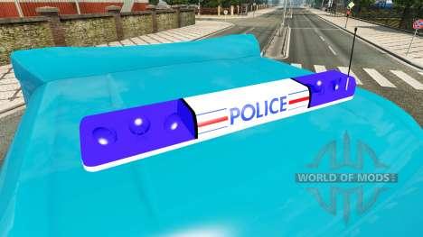 Сборник проблесковых маячков для Euro Truck Simulator 2