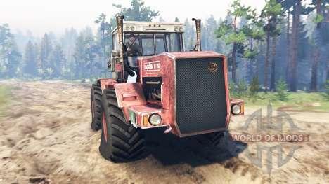 К-710 Кировец v4.0 для Spin Tires