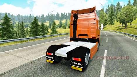 Volvo FH12 460 [final] для Euro Truck Simulator 2