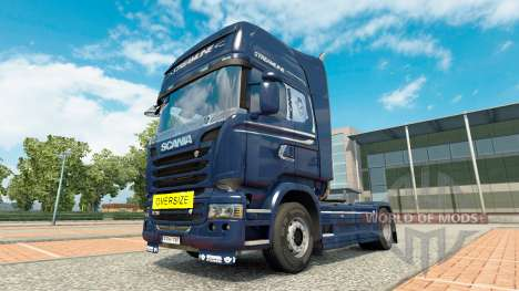 Oversize Sign для Euro Truck Simulator 2