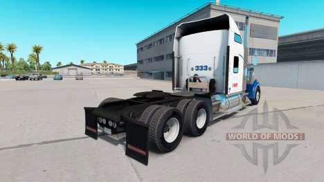 Скин Swift на тягач Kenworth W900 для American Truck Simulator