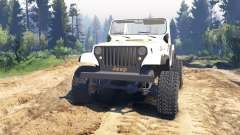 Jeep CJ-7 Renegade [Dixie] v2.0