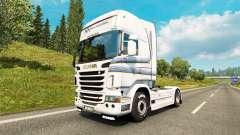 Скин Nils Hansson на тягач Scania