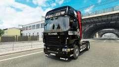 Скин Pikas на тягач Scania