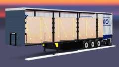 Шторный полуприцеп Schmitz Cargobull