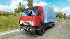 КамАЗ-53212 для Euro Truck Simulator 2