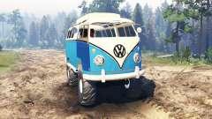 Volkswagen Transporter T1 для Spin Tires